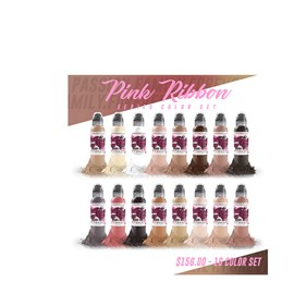 World Famous Ink Samantha Rae's Pink Ribbon 30ml (1oz)